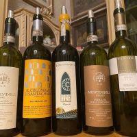 Serata Wine Fitness, Vernaccia di San Gimignano